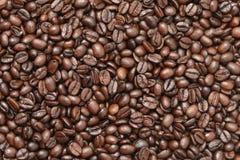 кофе фасолей предпосылки зажарил в духовке Стоковые Изображения
