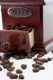 кофе фасолей стоковая фотография rf