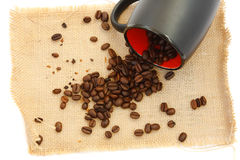 кофе фасолей Стоковое Изображение