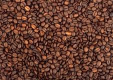 кофе фасоли предпосылки Стоковые Изображения RF
