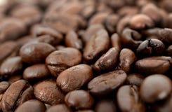 Кофе: Фасоли Стоковые Фото