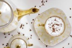 кофе шоколада Стоковое Фото