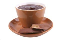 кофе шоколада Стоковая Фотография