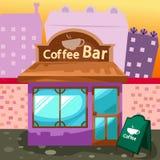 кофе штанги Стоковое фото RF