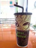 Кофе льда Стоковое Изображение RF