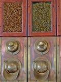 кофе ящика фасоли Стоковые Изображения RF