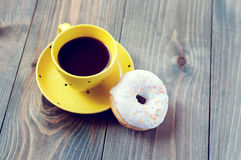 Кофе для завтрака Стоковая Фотография RF