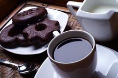 кофе 04 Стоковое Изображение RF