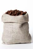 кофе 2 мешков малый стоковая фотография