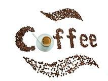 кофе Стоковое Изображение