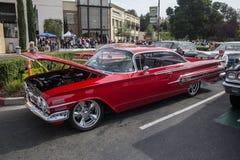 Кофе Blackhawk и автомобили 4-ое мая 2014 Стоковое Изображение RF