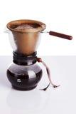Кофе brew в chemex Стоковое Изображение RF