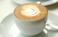 кофе cappuchino стоковое изображение rf