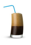 Кофе Frappe Стоковая Фотография