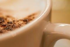 кофе frothy Стоковые Фото