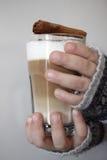 Кофе - latte Стоковые Изображения