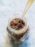 Кофе Scrub Стоковые Изображения RF