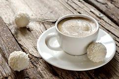 Кофе Xmas стоковое изображение