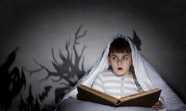 Кошмары ребенка Стоковая Фотография RF
