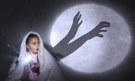 Кошмар детей Стоковые Изображения RF