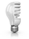 Коллаж ламп бесплатная иллюстрация