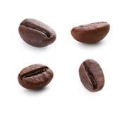 Коллаж кофейного зерна Roasted Стоковые Изображения