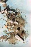 Коллаж моря Стоковые Фотографии RF