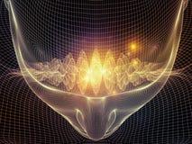 Колебание разума Стоковые Изображения RF