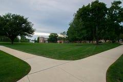 Коллеж Йорка кампуса Пенсильвании Стоковые Фотографии RF