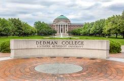 Коллеж Dedman гуманитарных наук и наук на кампусе юга Стоковое Изображение
