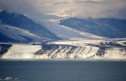 Коллеж Fyord - ледник Стоковое Фото