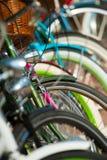 Колеса велосипеда Стоковое Изображение RF