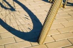 Колеса велосипеда Стоковые Фотографии RF