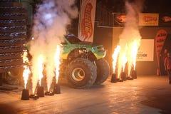 Колеса изверга горячие Стоковая Фотография RF