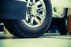 Колеса и автошины Стоковые Фотографии RF