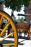 Колеса на колесах Стоковая Фотография