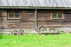 Колеса дома Стоковое Фото