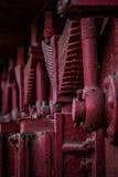 Колеса поезда Стоковая Фотография RF