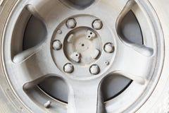 Колеса сплава Стоковая Фотография