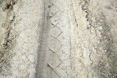 Колеса тележки земли Стоковая Фотография