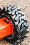 Колеса тележки и подвес трактора Стоковые Фотографии RF