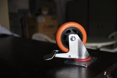 Колеса тележки Стоковое фото RF