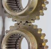 Колеса шестерни Стоковое Изображение RF