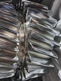 Колеса шестерни Стоковое Фото