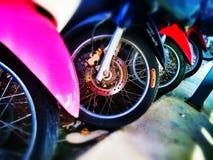 колеса Стоковое Изображение