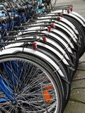 колеса Стоковое Фото