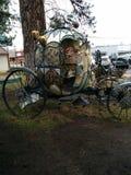 Колесница ожидает Стоковые Фото