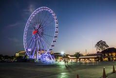Колесо Бангкока большое Стоковые Изображения RF