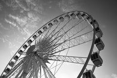 Колесо Брайтона большое стоковые фото