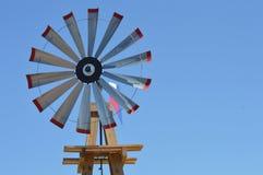 Колесо ветра средней точки трассы 66 стоковые фотографии rf